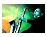 Coltrane Photographic Print by Aaron Scott Badgley