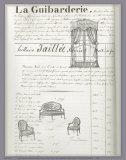 La Guibarderie Prints by Marie Frederique