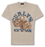 Curly's Gym T-Shirt