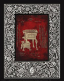 Antique Patent I Posters by Marie Frederique