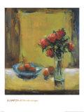 Still Life (Oranges) Láminas por Jill Barton