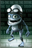 Crazy Frog - The Annoying Thing Beh-Ding Ding Lámina