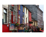 Galway Storefronts Photographic Print by Bernard Hymmen