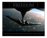 Freedom - B2 Bomber Photographic Print by Kevin Oke