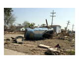 Hurricane Katrina - New Orleans Photographic Print by Cynthia Stephens Williams