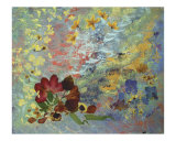 Sea of Flowers Giclee Print by Shelley Xie