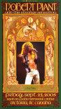 Robert Plant Victoria Concert Plakaty autor Bob Masse