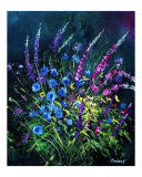 Bunch of Wildflowers Giclee Print by Pol Ledent