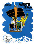 Monte Lema Posters