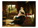 Consolation Art by Francis Stephen Cary