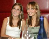 Nikki Sanderson & Samia Ghadie Photo