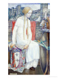 Elaine Giclee Print by Edward Reginald Frampton