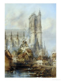 Amiens Cathedral Posters by Thomas Colman Dibdin
