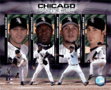 "2005 White Sox  ""BIG 4"" /  Pitchers Photo"
