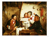 The Ryans and Dwyers, Calumniated Men, 1856 Giclee Print by Erskine Nichol