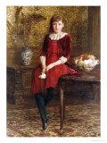 Portrait of Mabel Prints by Edward John Gregory