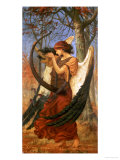 Titania's Awakening, 1896 Giclee Print by Charles Simms
