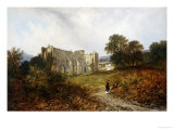 Fountains Abbey Giclee Print by Walter Williams