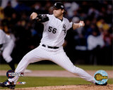 Mark Buehrle -  '05  World Series Game 2  / Action Photo