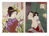 Thirty Two Aspects of Aspects of Women Premium Giclee Print by Tsukioka Kinzaburo Yoshitoshi