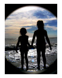 Sisters Photographic Print by Tiffany Poncy
