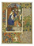 Adoration of the Magi Giclee Print