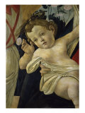 The Virgin and the Infant Surrounded by Angels Giclee Print by Sandro Botticelli