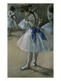 Danseuse Reproduction procédé giclée par Edgar Degas