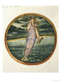 Marvel of the World Birth of Venus Premium Giclee Print by Edward Burne-Jones