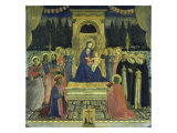 Madonna and Child Giclee Print by  Fra Angelico
