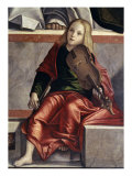 Child with Violin Giclee Print by Vittore Carpaccio