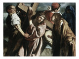 Calvary Giclee Print by  Caravaggio