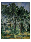 The Viaduct Giclee Print by Paul Cézanne