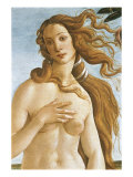 The, Detail Birth of Venus Giclee Print by Sandro Botticelli