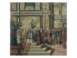 Betrothal of the Virgin Giclee Print by Vittore Carpaccio