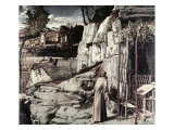 Saint Francis in Ecstasy Giclee Print by Giovanni Bellini