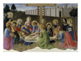 The Deposition Giclee Print by  Fra Angelico