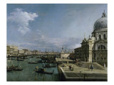 Church of the Blessed Sacrament, Venice Giclee Print by  Canaletto