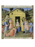The Story of the Life of Christ Giclee Print by  Fra Angelico