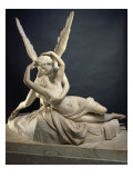 Amour et Psyche Giclee Print by Antonio Canova