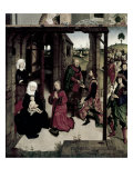 Adoration of the Magi Giclee Print by Dieric Bouts the Elder