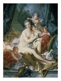 Toilette of Venus Giclee Print by Francois Boucher