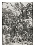 The New Jerusalem and the Bottomless Pit Giclee Print by Albrecht Dürer