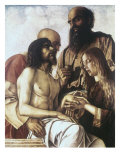 Lament over the Dead Christ Giclee Print by Giovanni Bellini