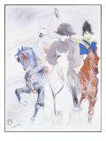 Napoleon Giclee Print by Henri de Toulouse-Lautrec