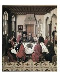The Last Supper Giclee Print by Dieric Bouts the Elder