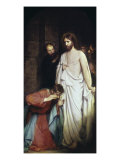 The Doubtful Thomas Giclee Print by Carl Bloch