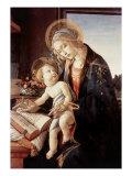Madonna Del Libro Premium Giclee Print by Sandro Botticelli