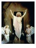 The Resurrection Giclee Print by Carl Bloch