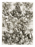 The Whore of Babylon Giclee Print by Albrecht Dürer